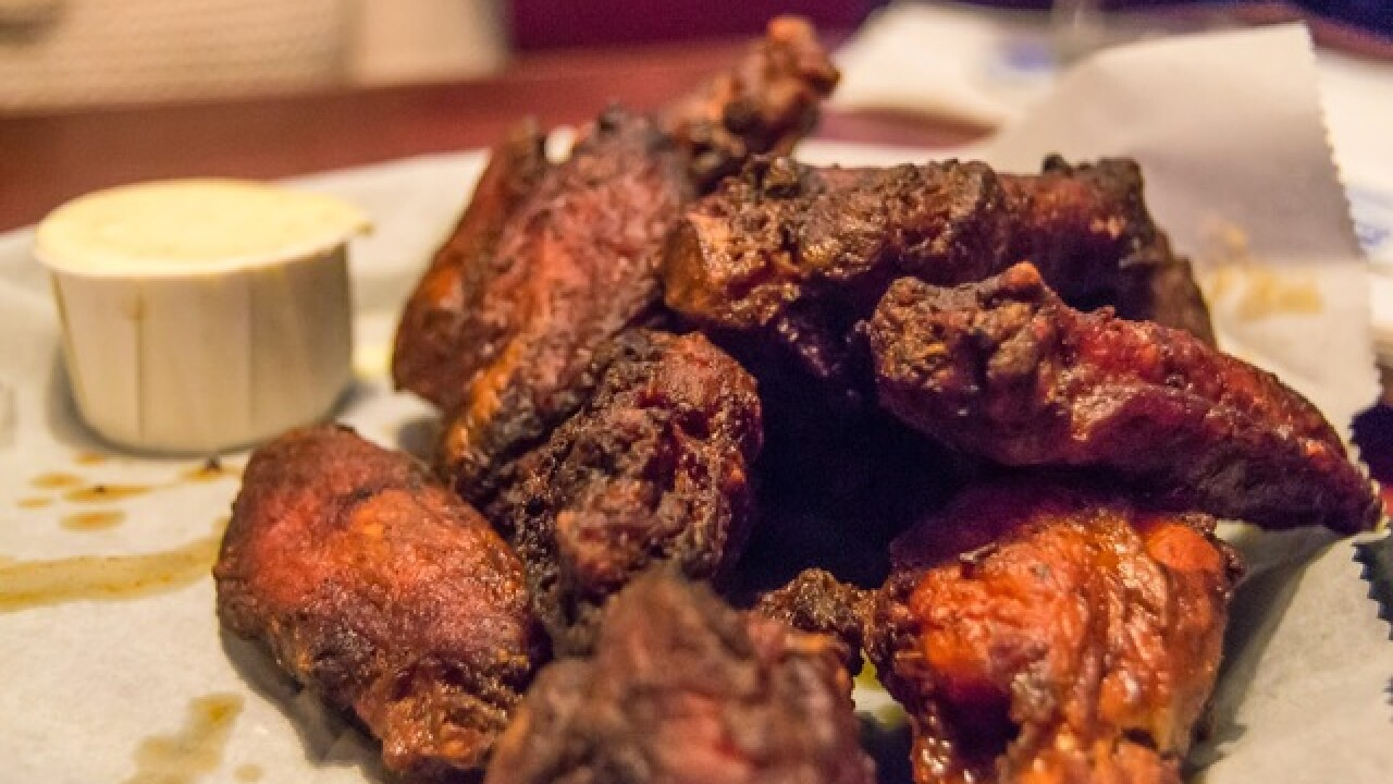 Detroit's Sweetwater Tavern named among best chicken wings in the country