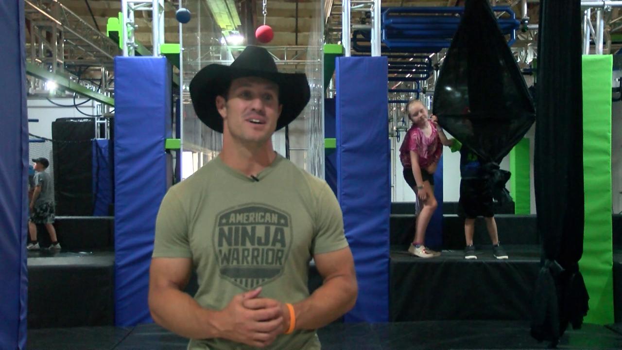 """Lance Pekus, known to many as the """"Cowboy Ninja"""""""