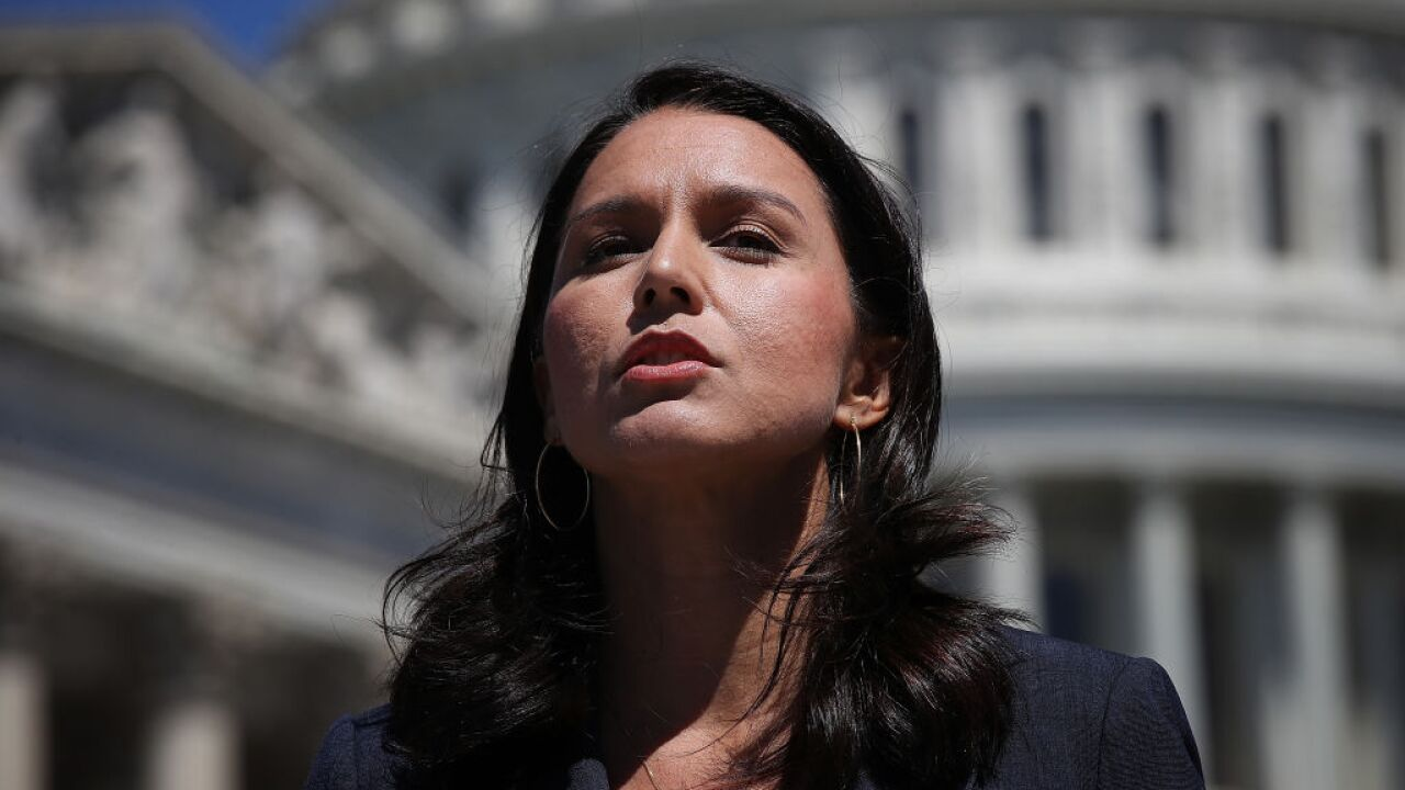Tulsi Gabbard leaves campaign trail for 2 weeks for active duty training