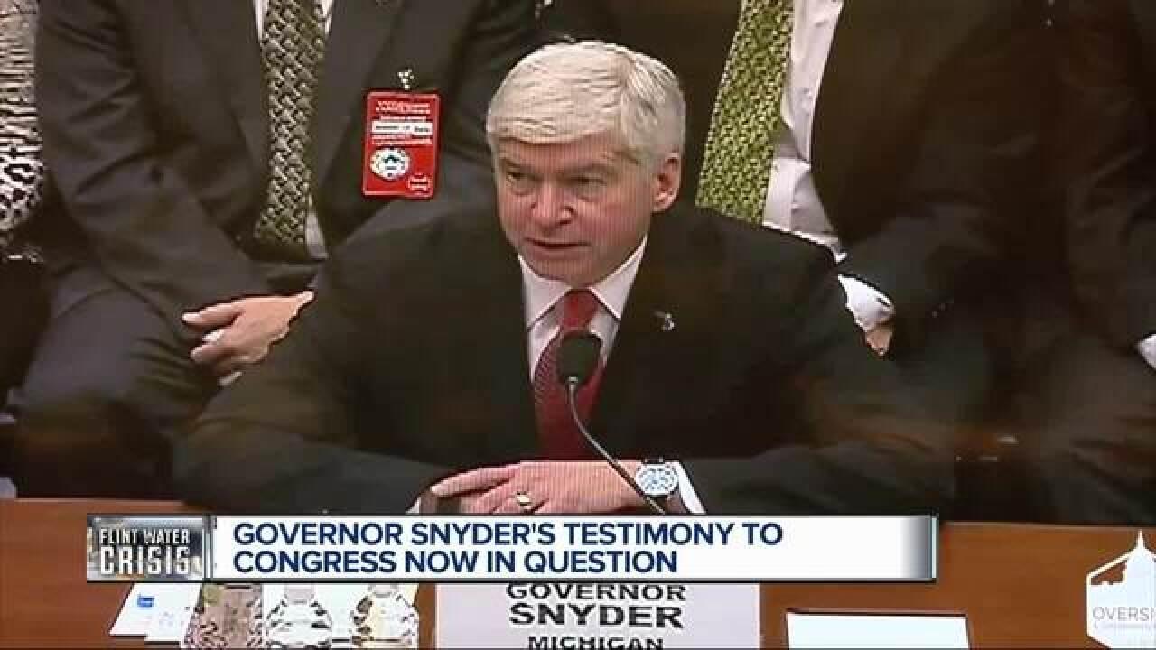 Congressman: Did Snyder lie under oath?