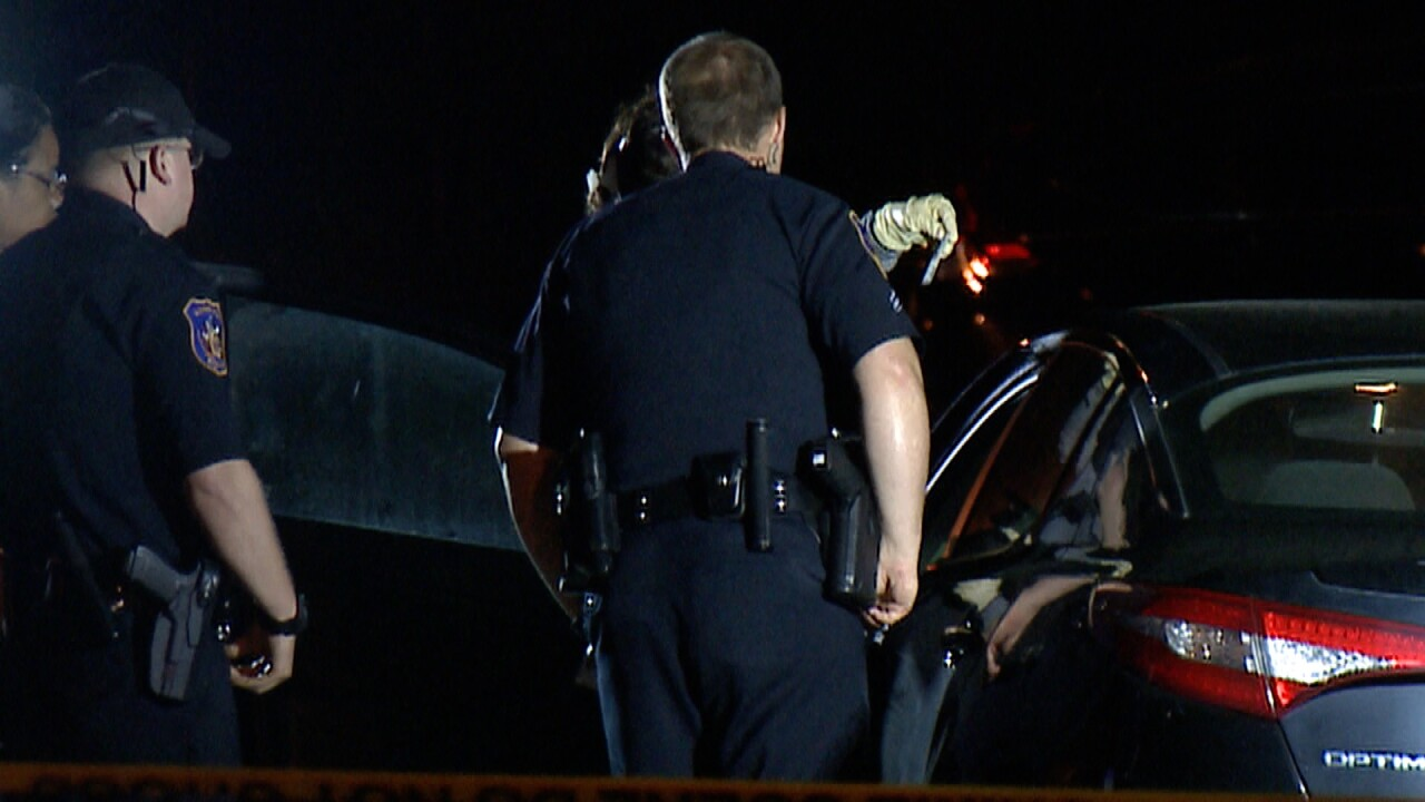 Two teens arrested, woman faces life-threatening injuries after Hamptonshooting
