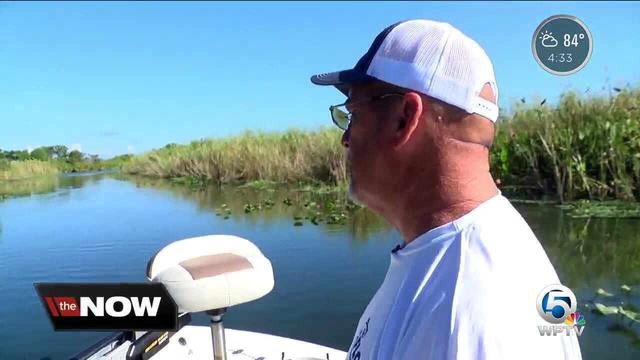 Lake Okeechobee fishermen make plea to protect Lake Okeechobee