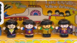 You Can Buy Celebrity Fisher-Price Figures Of The Beatles, KISS And More On Amazon