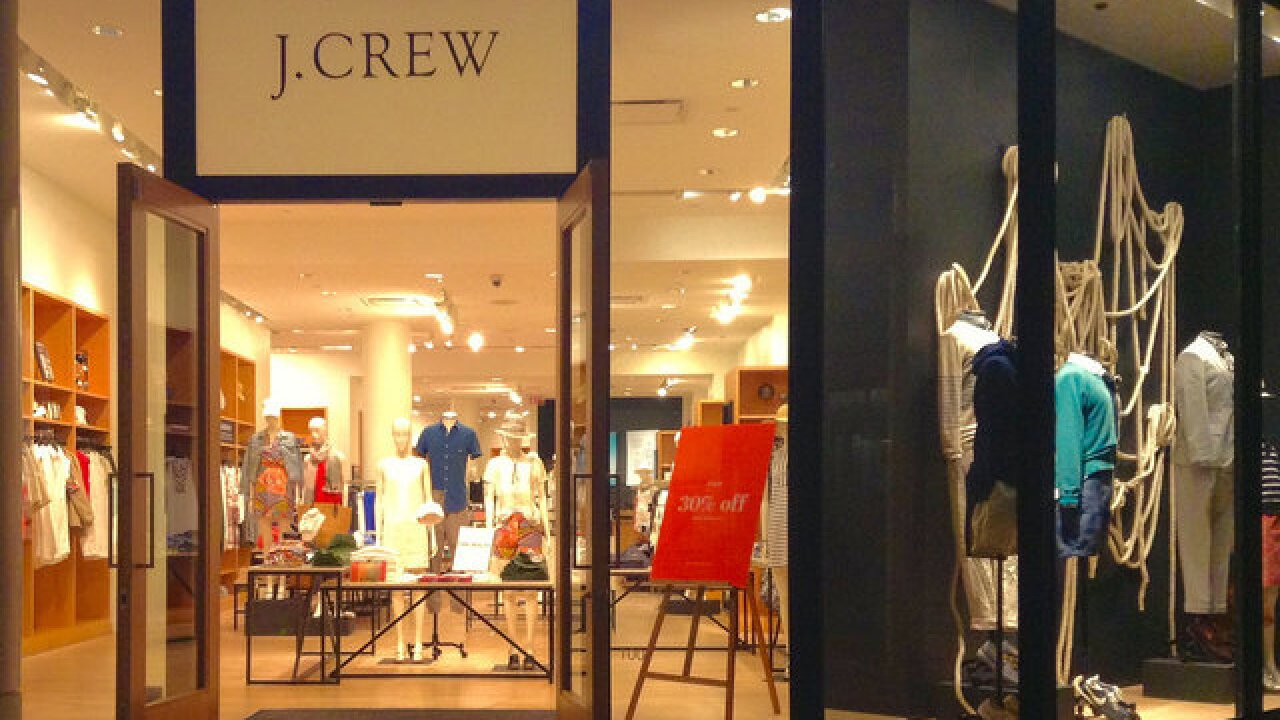 Clothing retailer J.Crew's chief executive stepping down