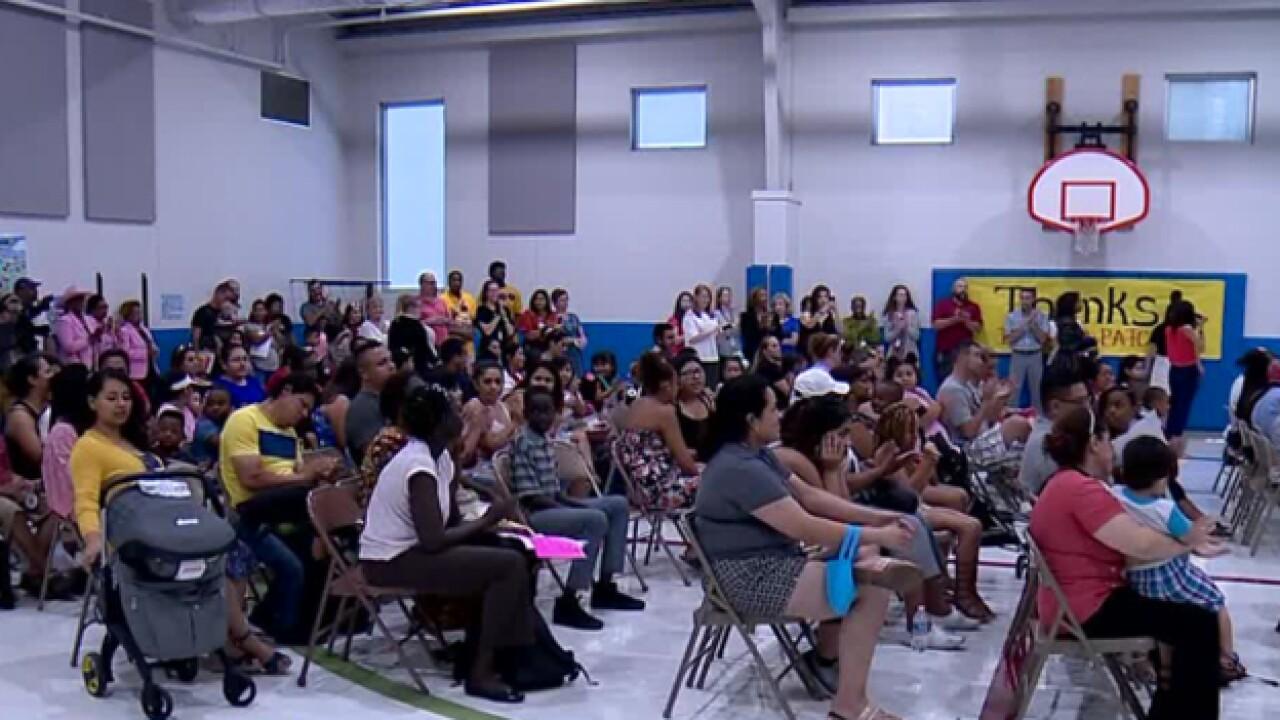 Books, School Supplies Donated To Nashville Students, Teachers