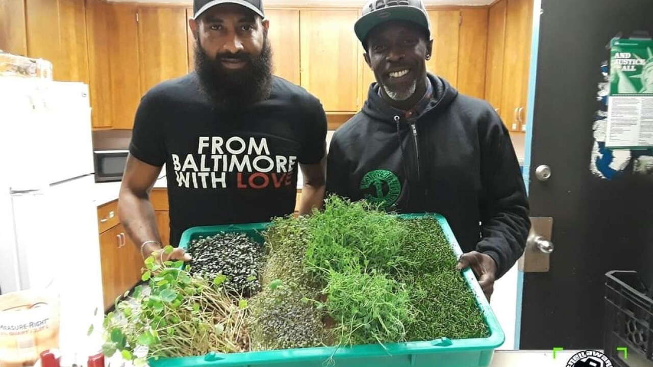 Beloved actor Michael K. Williams loved Baltimore and giving back