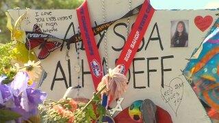 Alyssa Alhadeff tribute