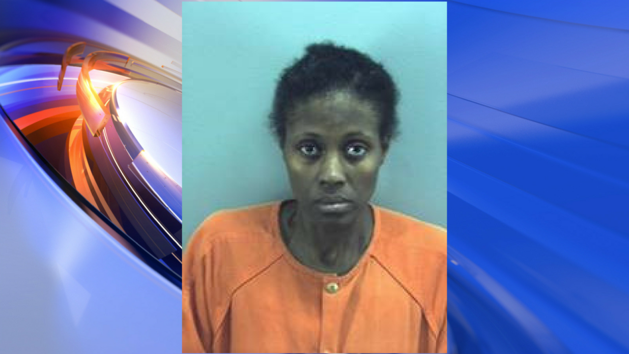 Police search home of woman accused of stabbing teller in VirginiaBeach
