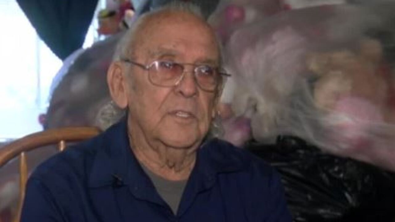 Ramon Gonzales, who organized the Miracle on 31st Street toy giveaway, has died.