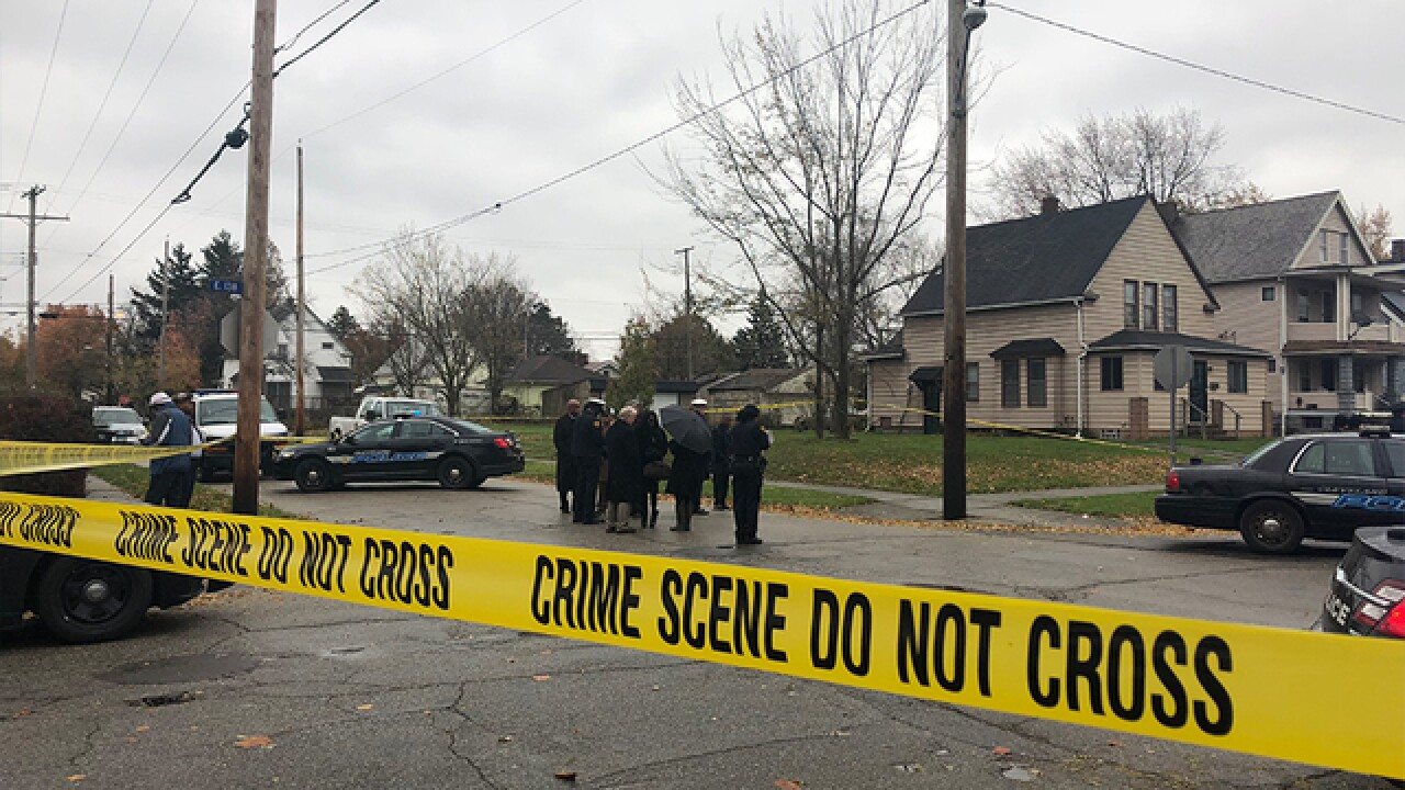 City officials give information on CLE shooting