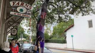 Central Coast Living: The Giving Tree in downtown SLO