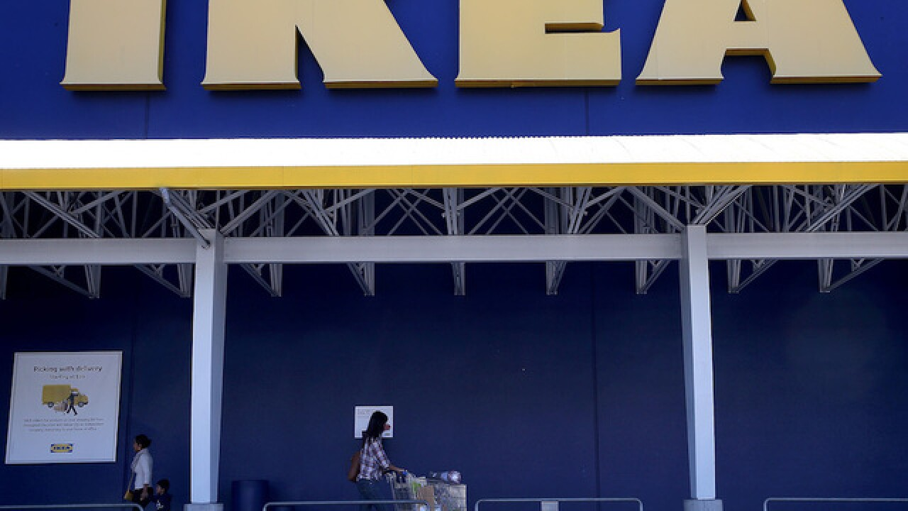 Ikea recalls safety gates for fear of causing injury to kids