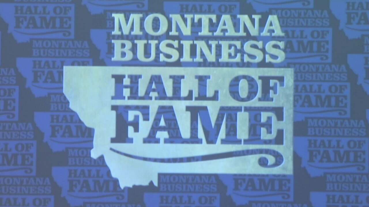 3 inducted into Montana Business Hall of Fame