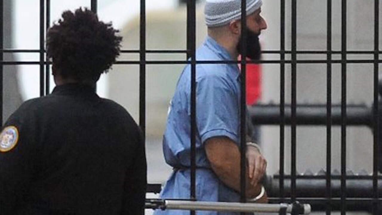 New trial for murder convict in 'Serial' podcast