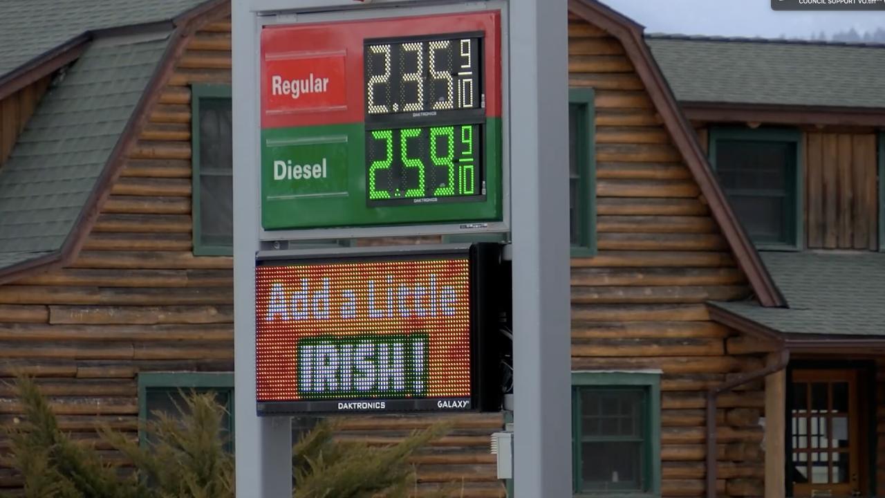 Missoula Gas Tax