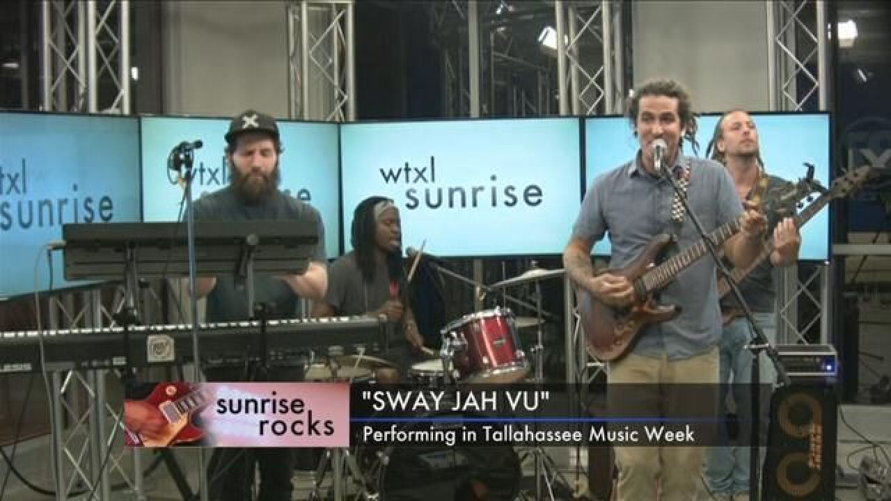 Second Cup: Sway Jah Vu Performs During Tallahassee Music Week