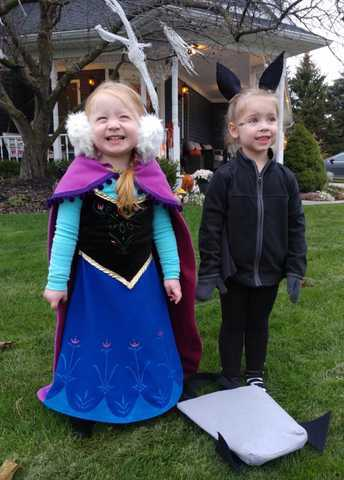 Yes! Pics: Kid & Adult Costumes