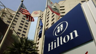 Hilton Hotel Long Beach