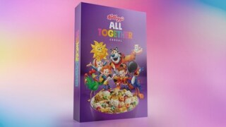 Kellogg launches 'All Together' cereal for Spirit Day with GLAAD