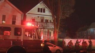 Vermont Street Fire