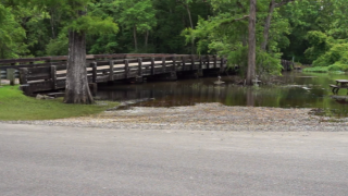 Lorrain Bridge in Jeff Davis
