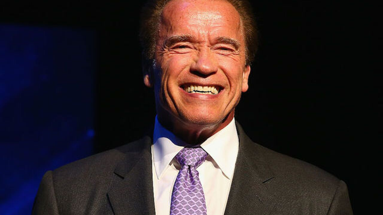 Schwarzenegger to Senate believers: I won't be back