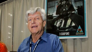 David Prowse, 'Star Wars' actor who brought Darth Vader to life, dies at 85