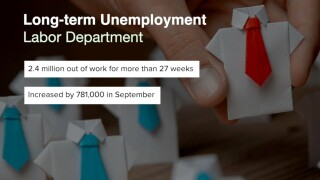 Career expert provides advice as number of unemployed remains historically high