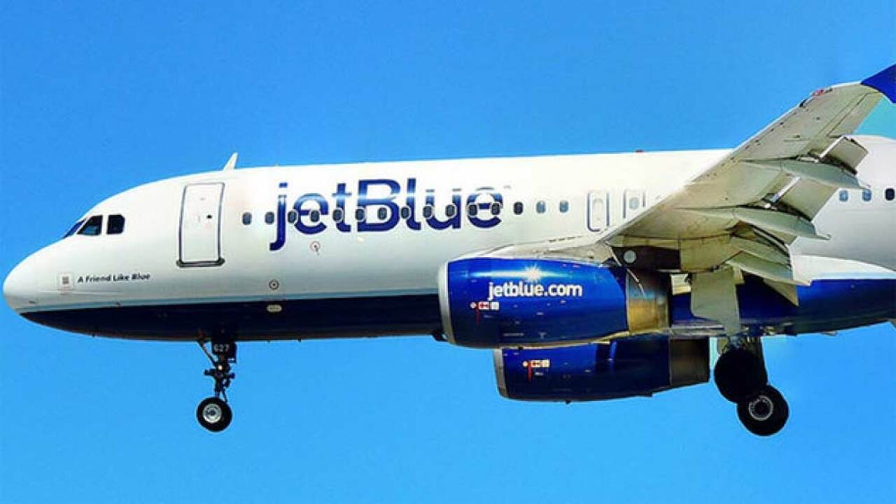 JetBlue delays today caused by software outage