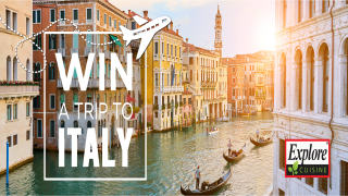 You Could Win A Trip To Italy By Creating An Italian-inspired Recipe