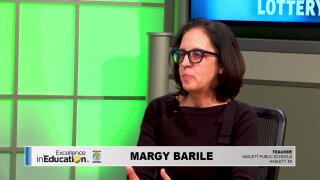 Excellence in Education – Margy Barile