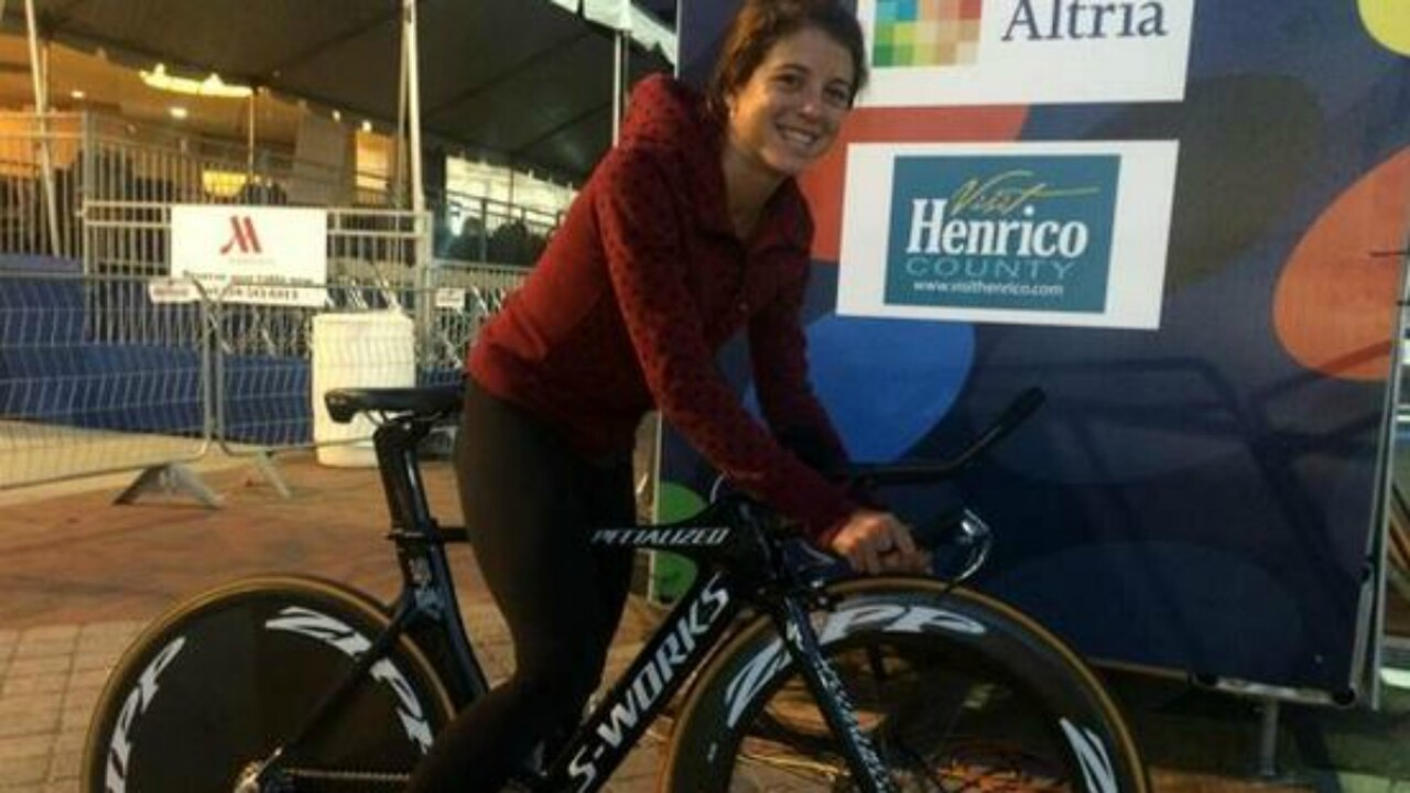 Richmond 2015 bicycle stolen from Marriott recovered, returned toracer