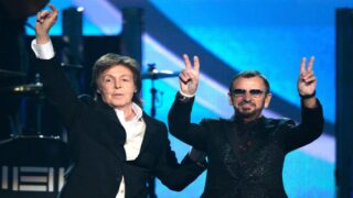Paul McCartney Brought Ringo Starr On Stage To Sing Classic Beatles Songs