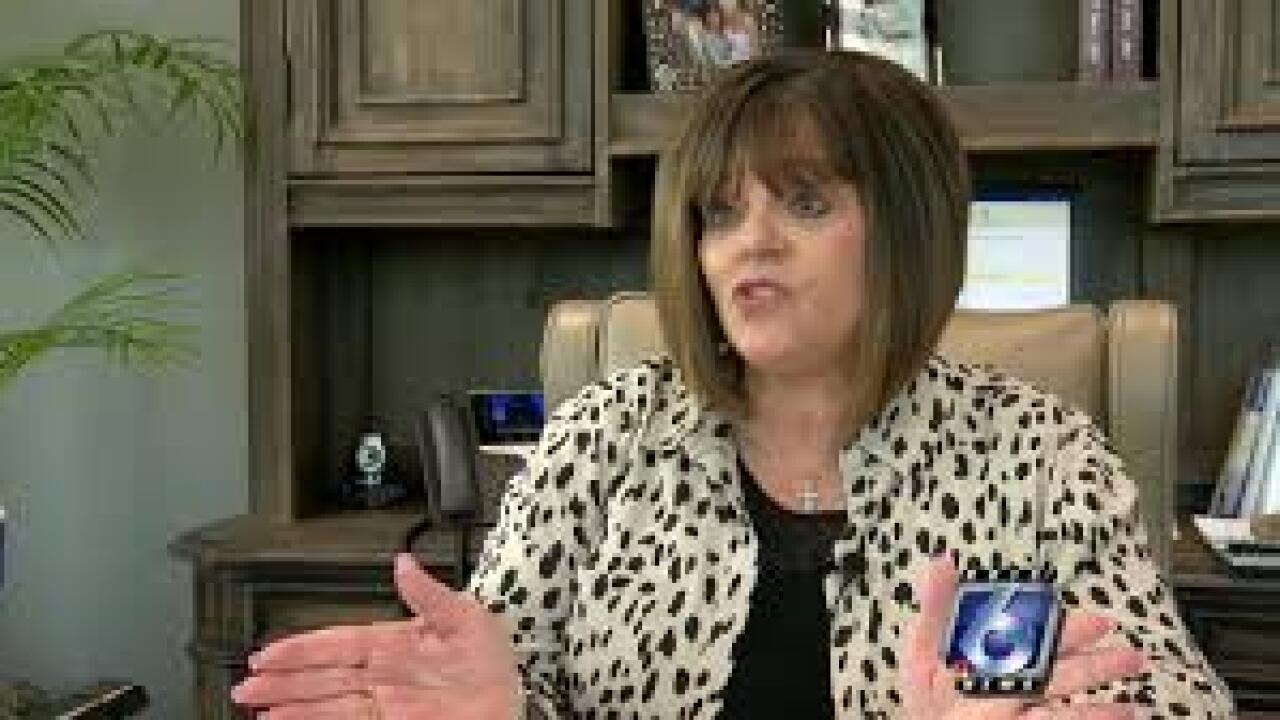 Carolyn Vaughn says local mayoral leadership change needed