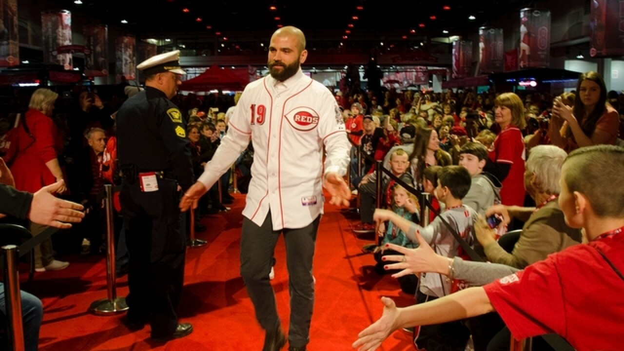 Redsfest is returning, giving fans chance to meet ballplayers