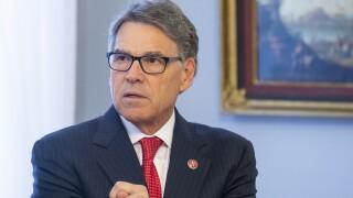 House Democrats subpoena Energy Secretary Rick Perry for Ukraine documents in impeachment inquiry