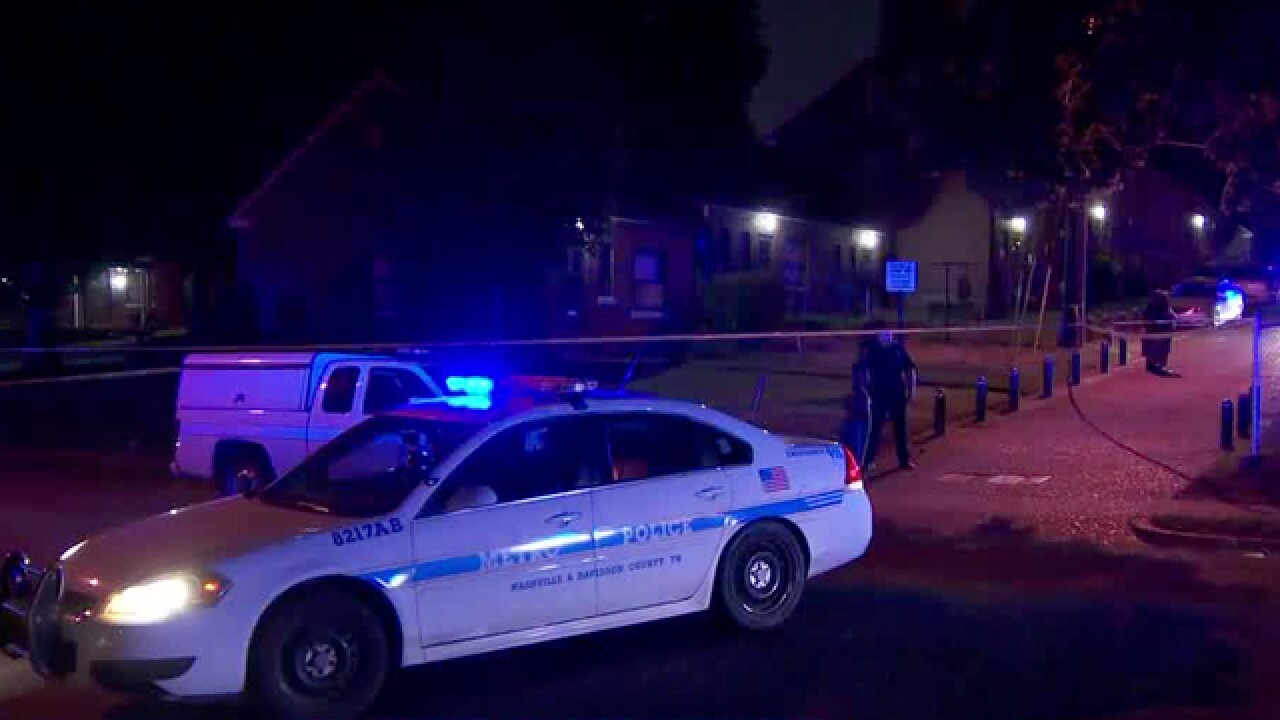 1 Killed, 4 Injured In Targeted Shooting On 9th Avenue North