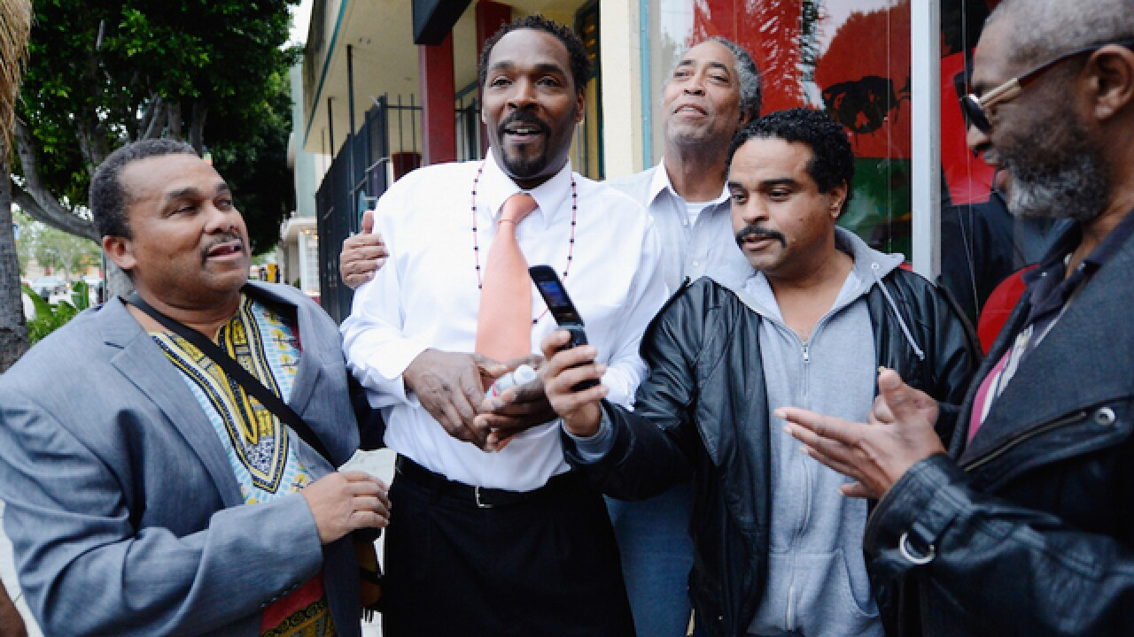 Rodney King beating was 25 years ago