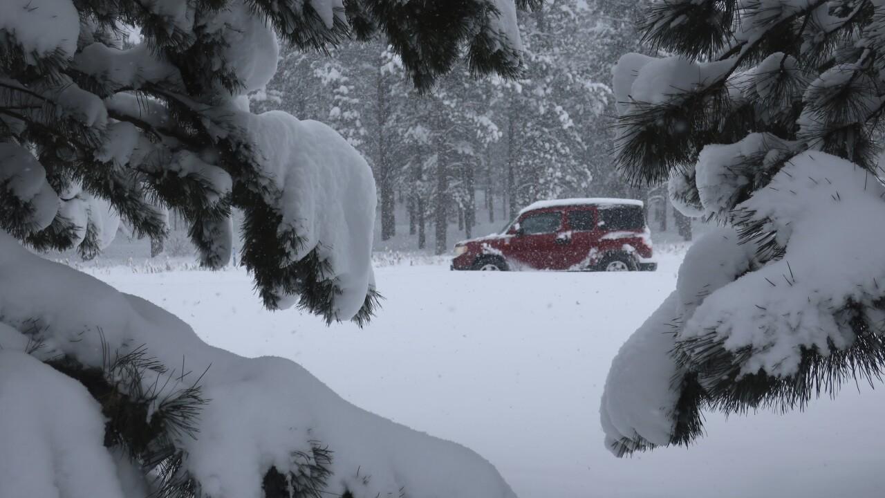 Winter Weather Arizona