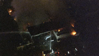 Fire near 27th Ave/Bethany Home Rd.