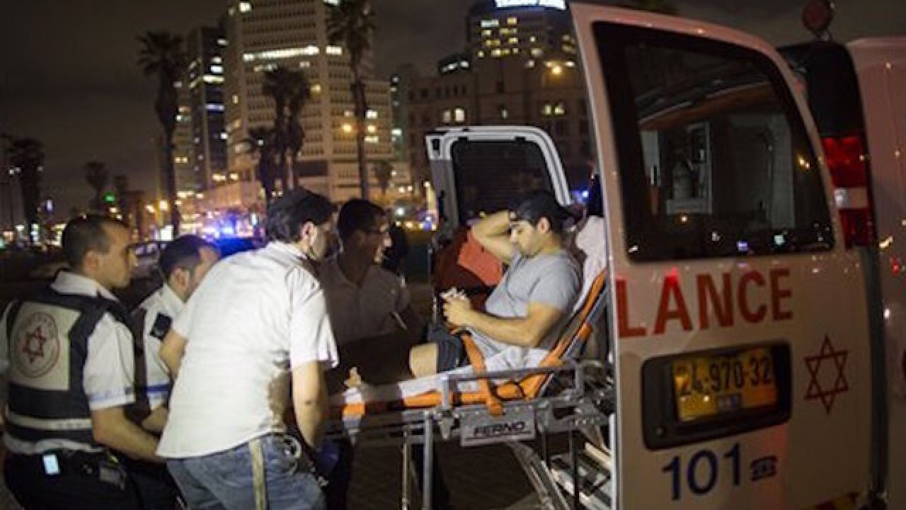 College student killed In Israel attack