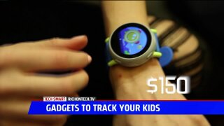 New tech ways to track your kids without giving themsmartphones