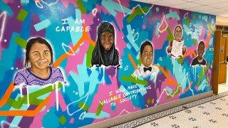 Howe Elementary Mural