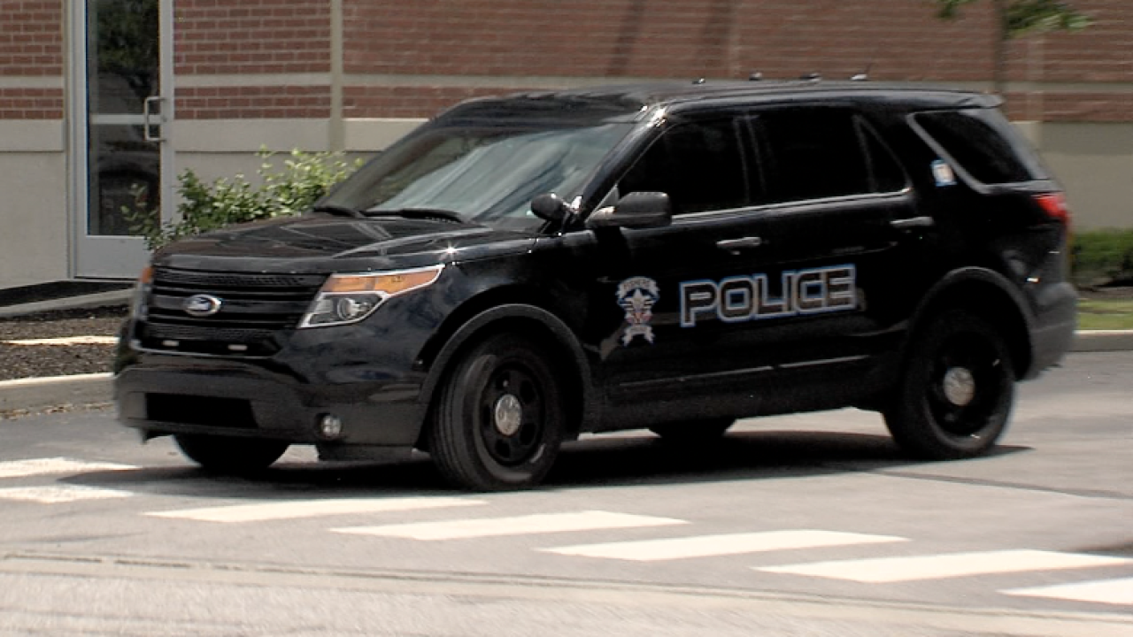 fishers pd