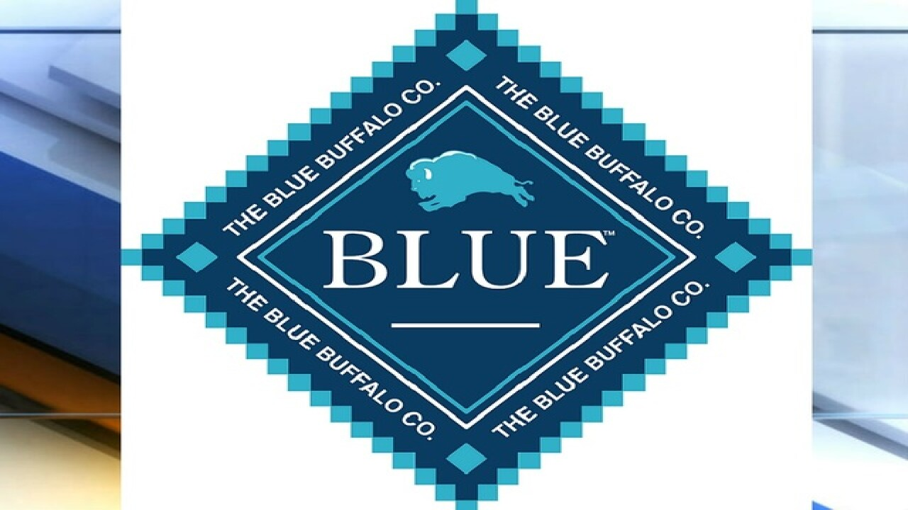 Blue Buffalo recalls dog food due to health risk