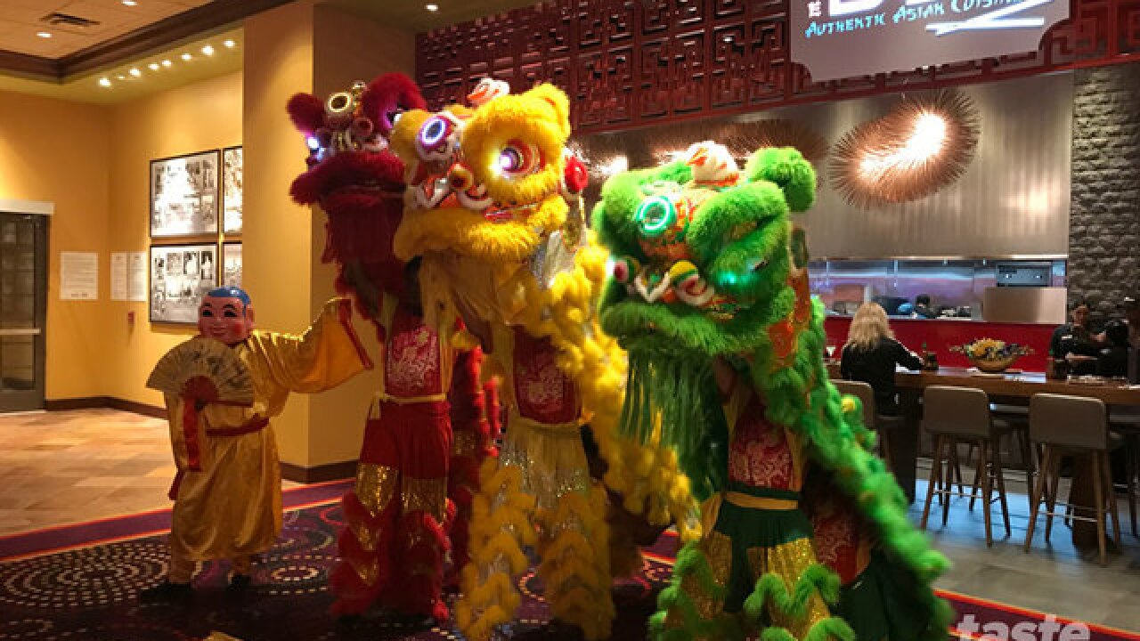 Grand Opening of The BŌL, an authentic Asian-cuisine restaurant at Seminole Casino Coconut Creek