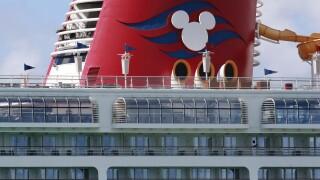 Virus Outbreak Florida Disney Cruise