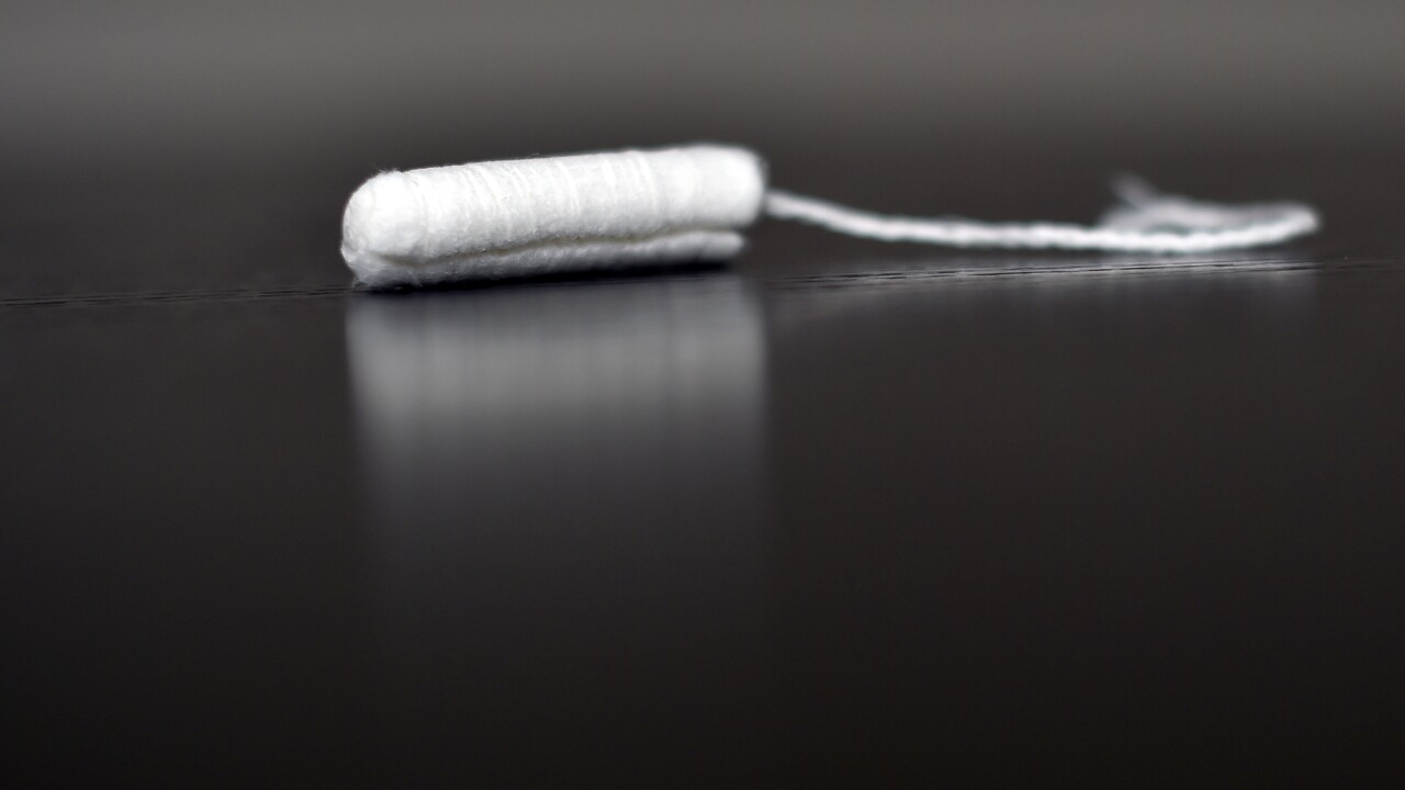 Virginia prisons won't allow visitors to wear a tampon
