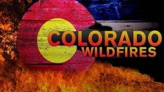 Tracking Colorado Wildfires