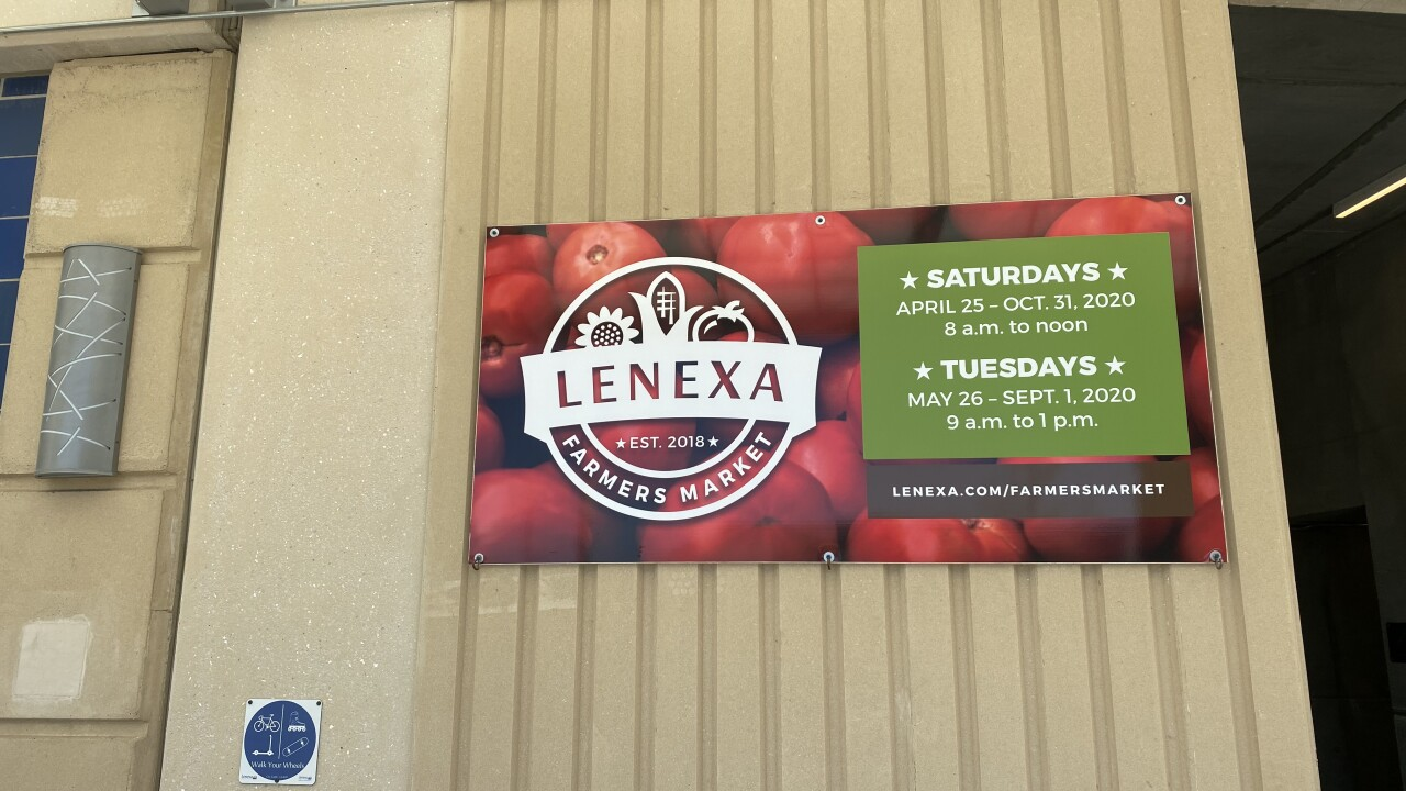 Lenexa farmers market